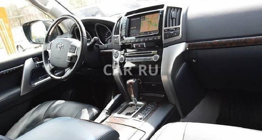 Toyota Land Cruiser, Асбест