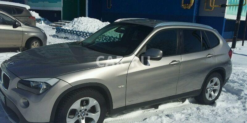 BMW X1, Альметьевск