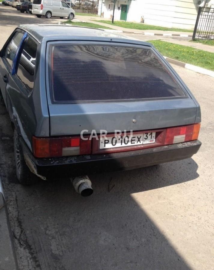 Лада 2108, Белгород