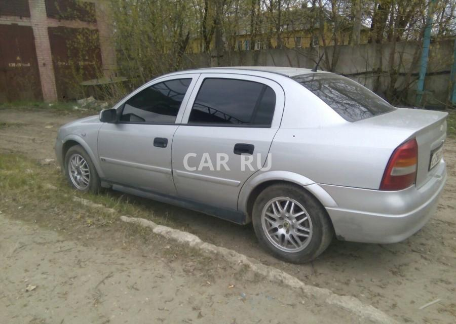 Chevrolet Viva, Александров