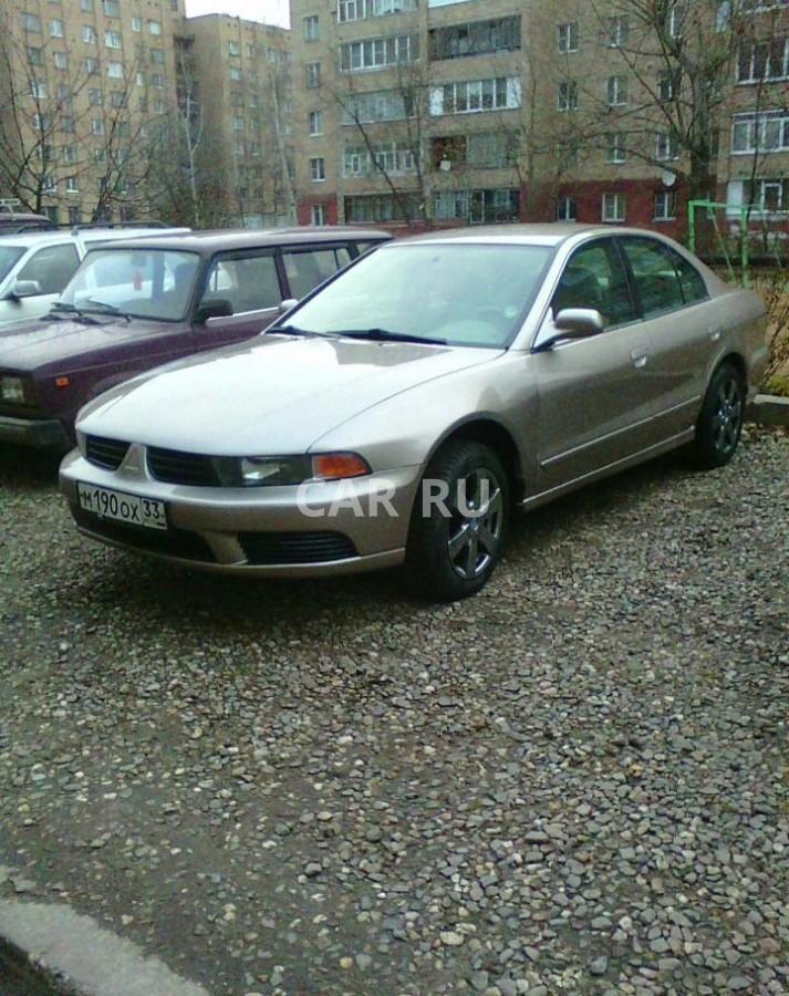 Mitsubishi Galant, Александров