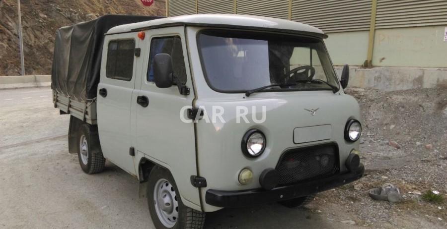 Уаз Pickup, Алагир