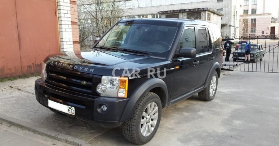 Land Rover Discovery, Архангельск