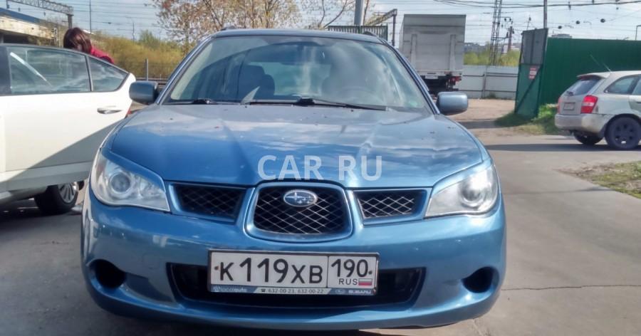 Subaru Impreza, Андреевка