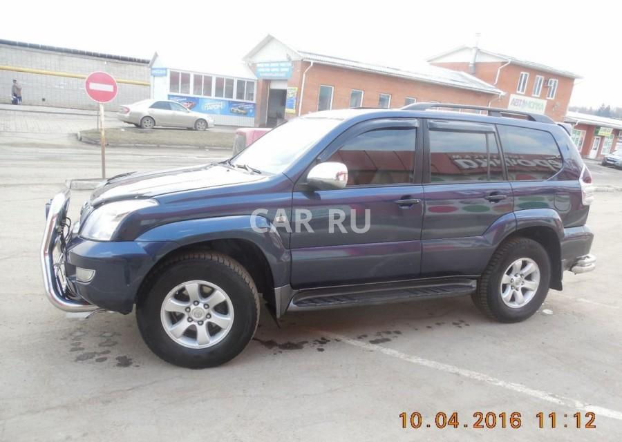 Toyota Land Cruiser Prado, Балабаново