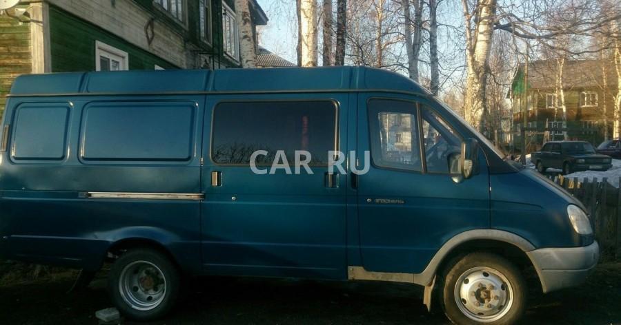 Газ 2705, Архангельск