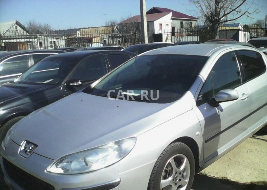 Peugeot 407, Астрахань
