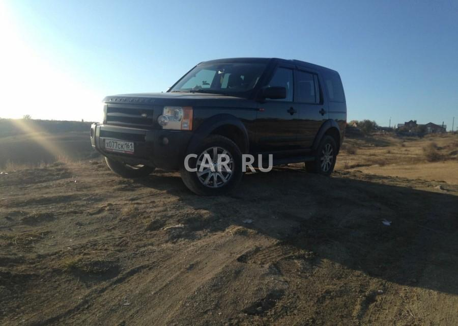 Land Rover Discovery, Аксай