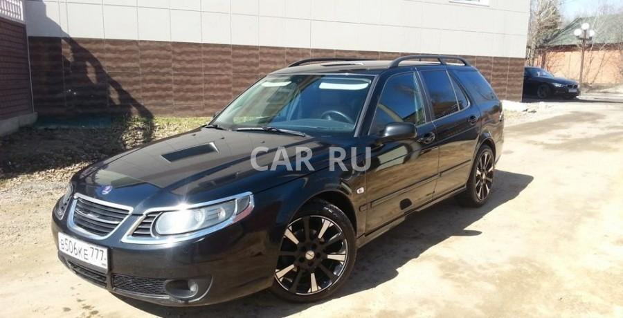 Saab 9-5, Астрахань