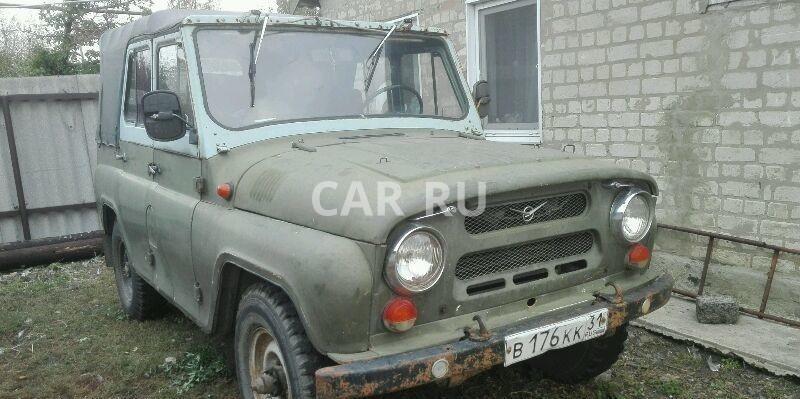 Уаз 469, Белгород