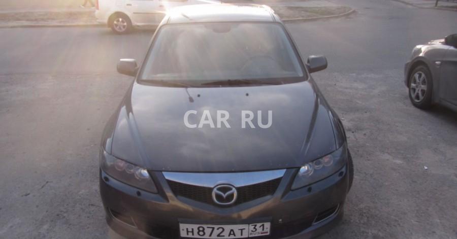 Mazda 6, Белгород