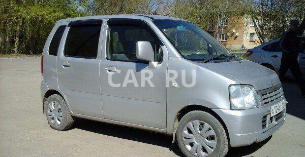 Suzuki Wagon R, Алапаевск
