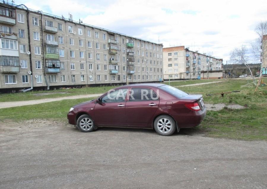 Byd F3, Александровск