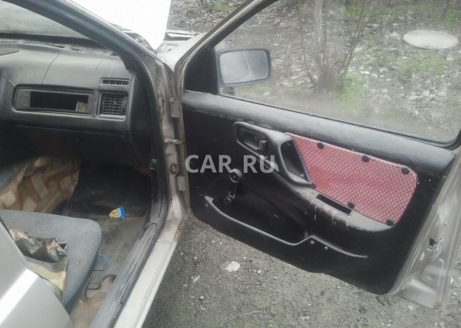 Ford Sierra, Бабаюрт