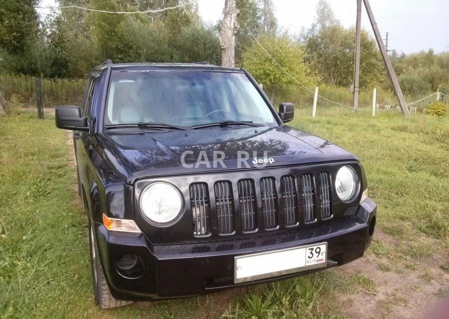 Jeep Patriot, Балтийск