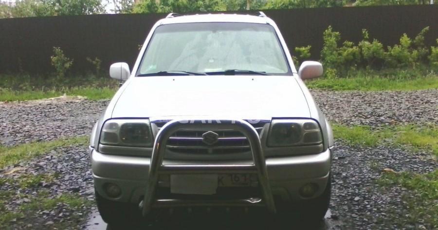 Suzuki XL7, Азов