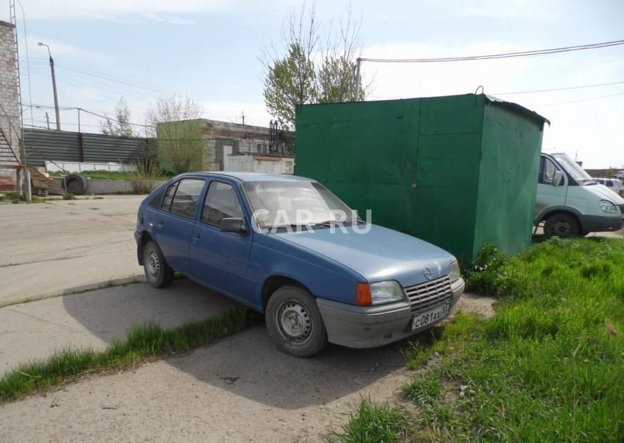 Opel Kadett, Астрахань