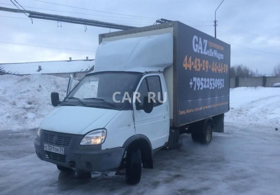 Газ 3302, Архангельск