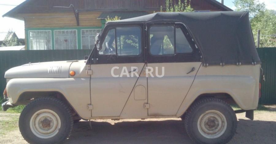 Уаз 31512, Бабаево
