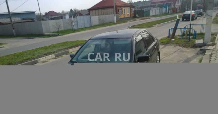 Mitsubishi Lancer, Алексеевка