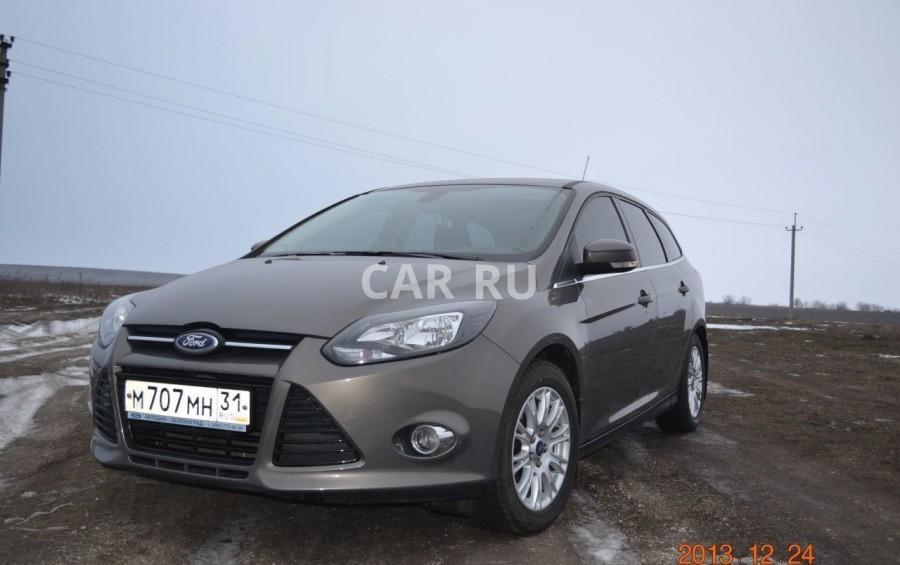 Ford Focus, Алексеевка