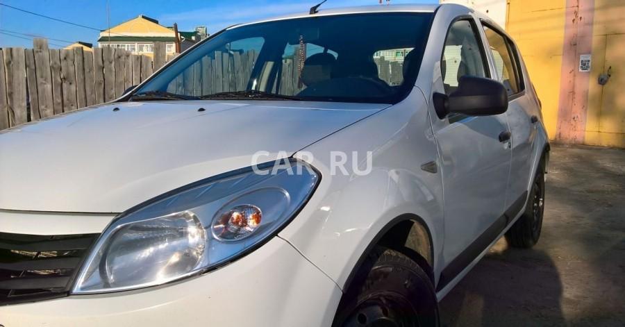 Renault Sandero, Арзамас