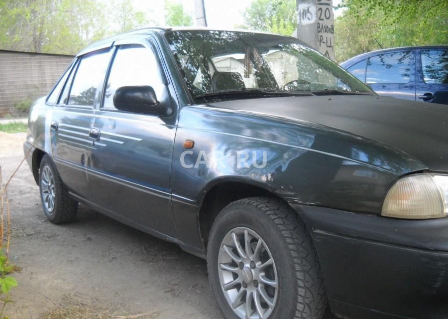 Daewoo Nexia, Агаповка