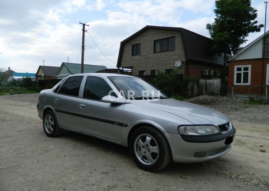 Opel Vectra, Афипский