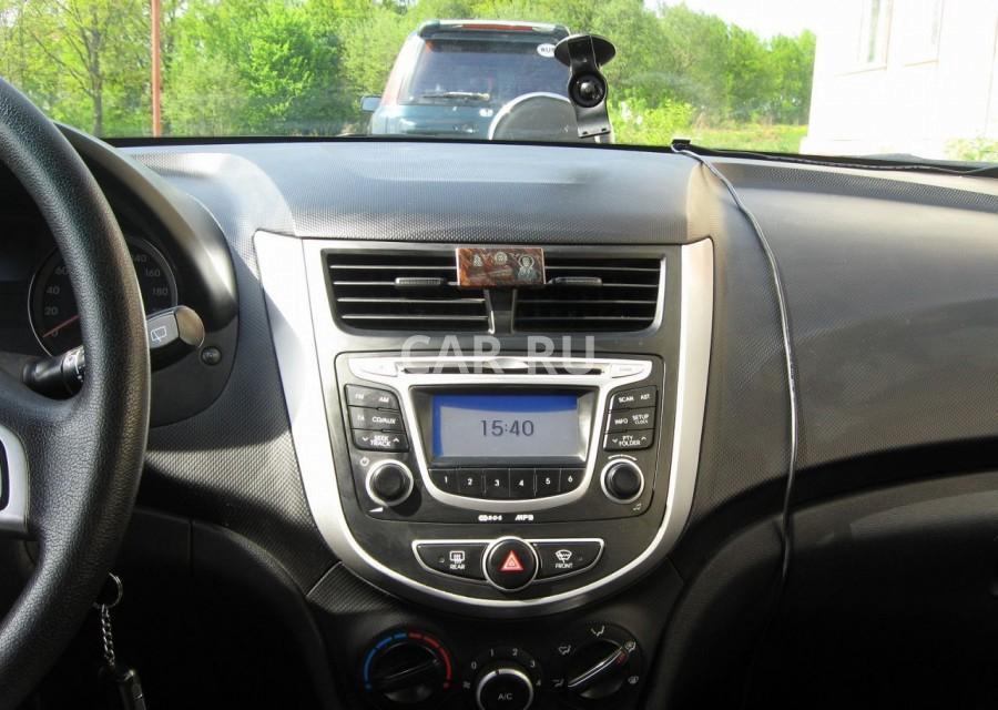 Hyundai Solaris, Балабаново