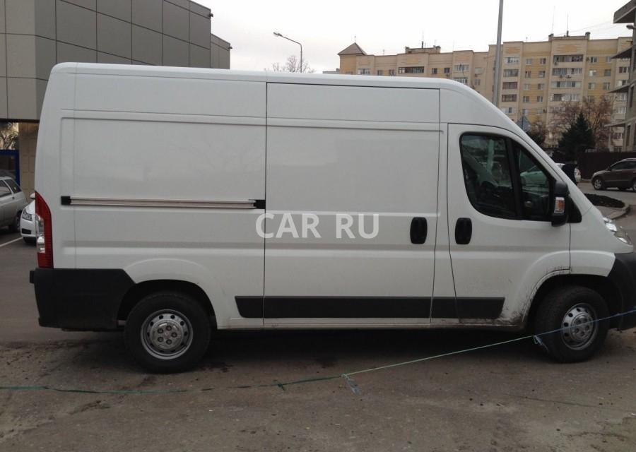 Peugeot Boxer, Белгород