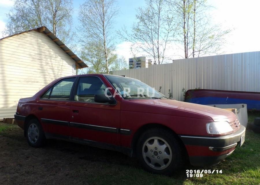 Peugeot 405, Архангельск