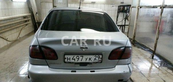 Nissan Primera, Архангельск