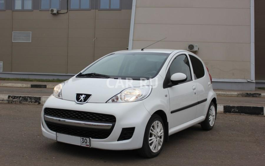 Peugeot 107, Астрахань
