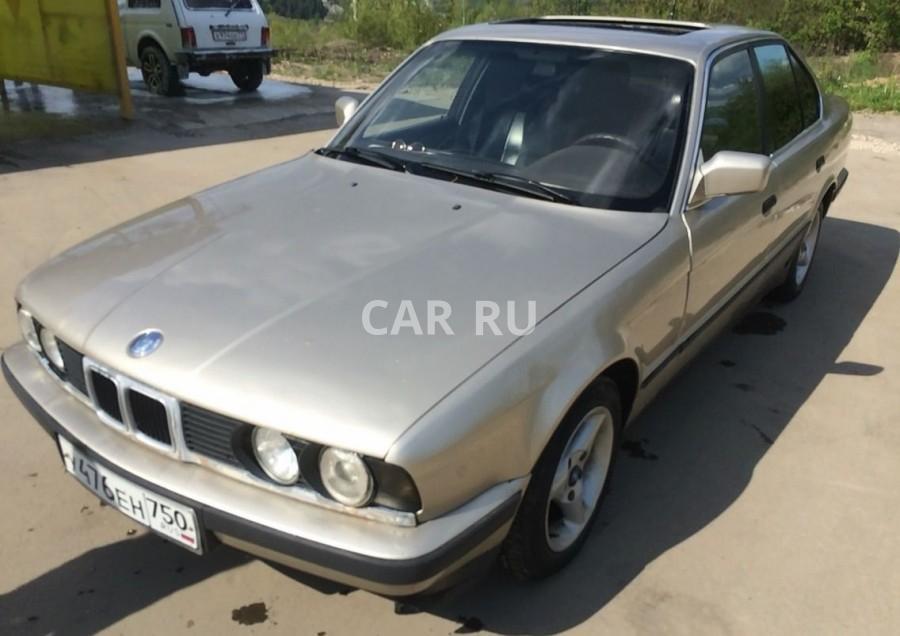 BMW 5-series, Алексин