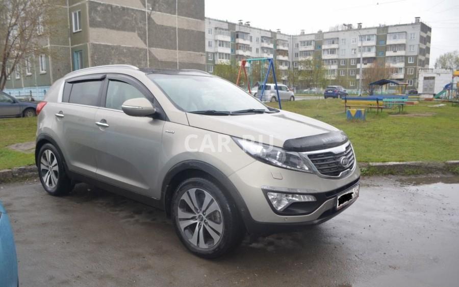 Kia Sportage, Ачинск