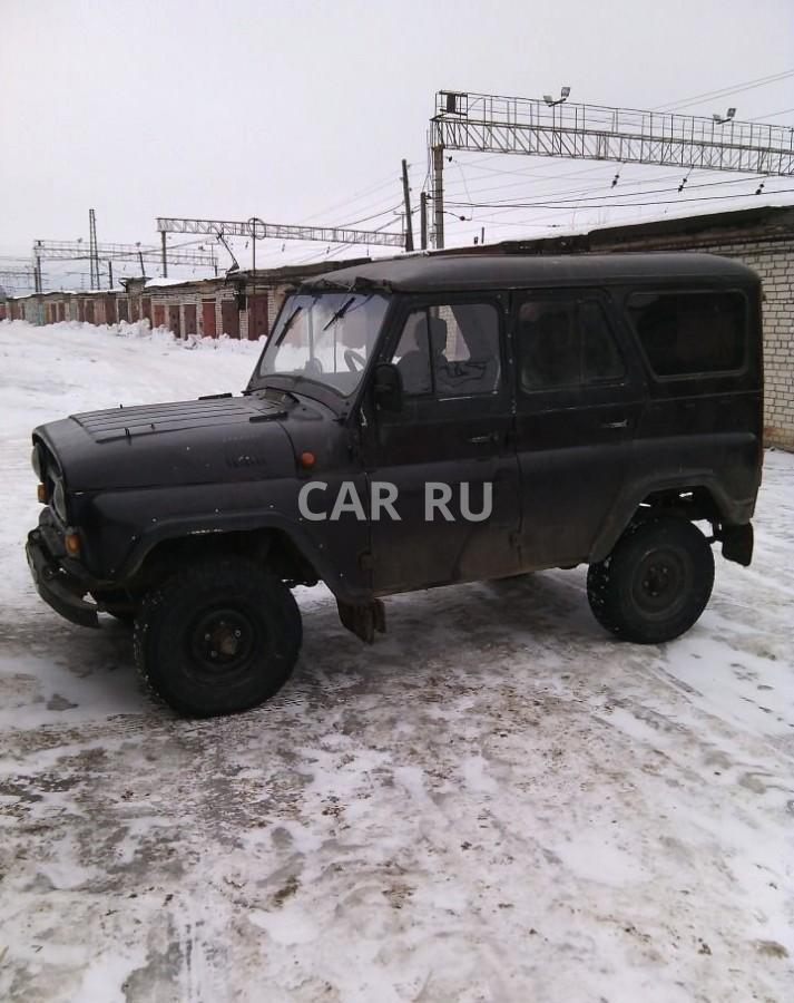 Уаз 3151, Александров