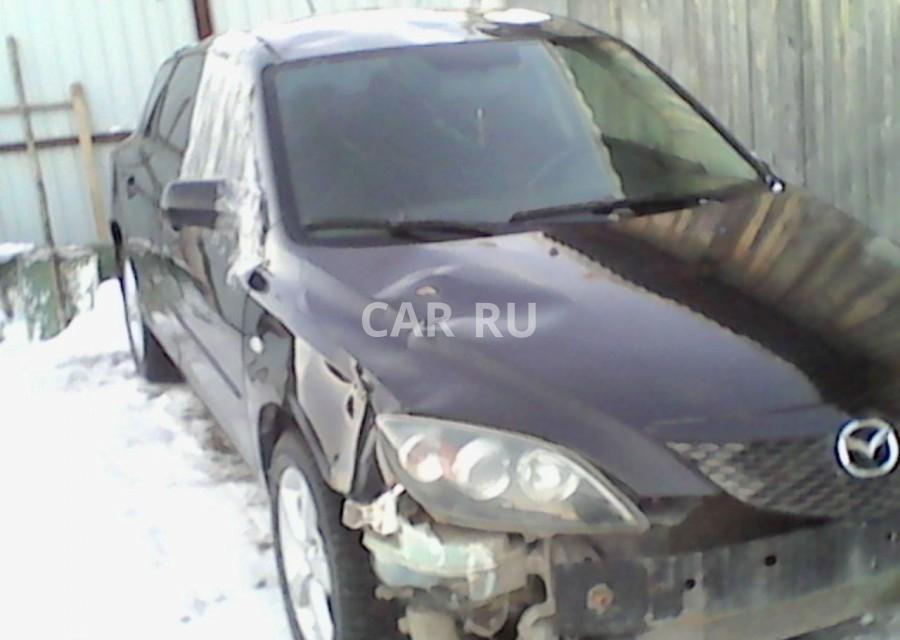 Mazda 3, Аромашево