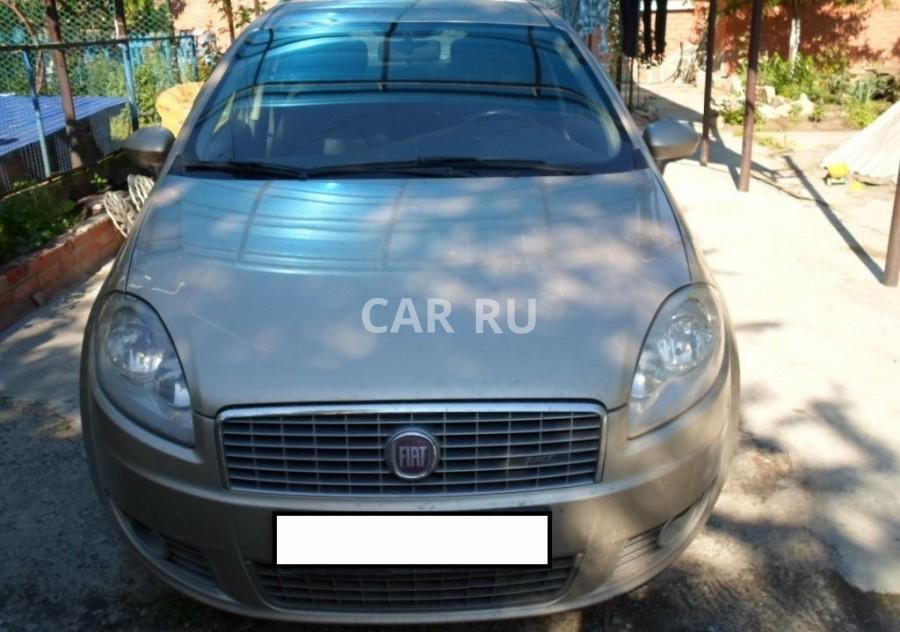 Fiat Linea, Азов