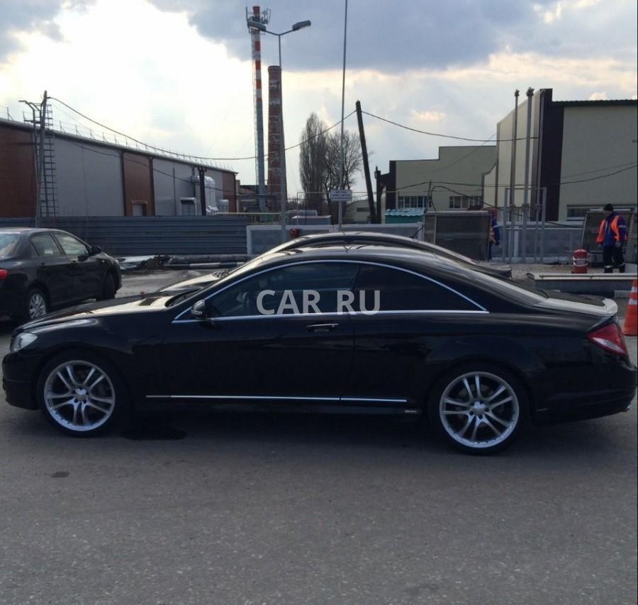Mercedes CL-Class, Белгород