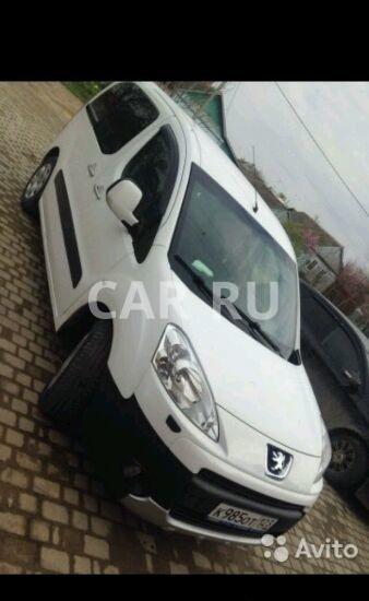 Peugeot Partner, Абинск