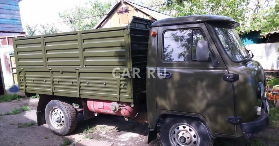 Уаз Pickup, Азов