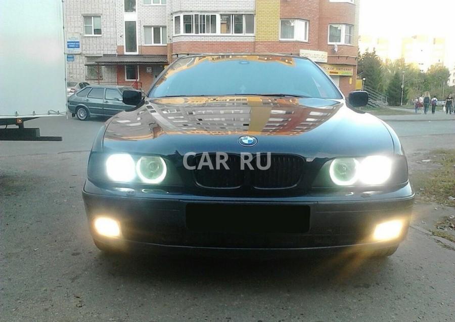 BMW 5-series, Алатырь