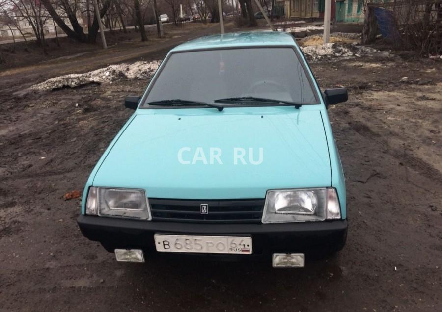 Лада 2108, Балашов