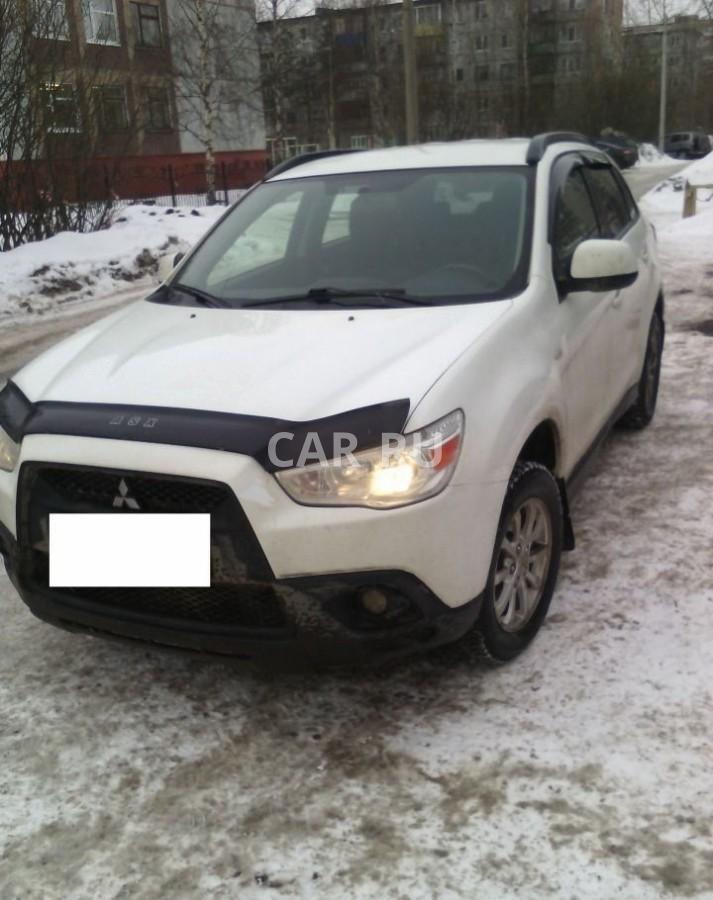 Mitsubishi ASX, Архангельск