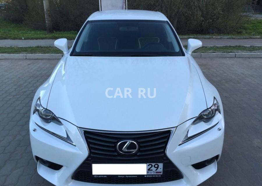 Lexus IS, Архангельск