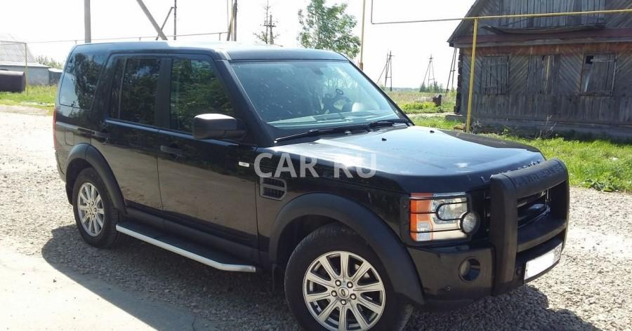 Land Rover Discovery, Арзамас
