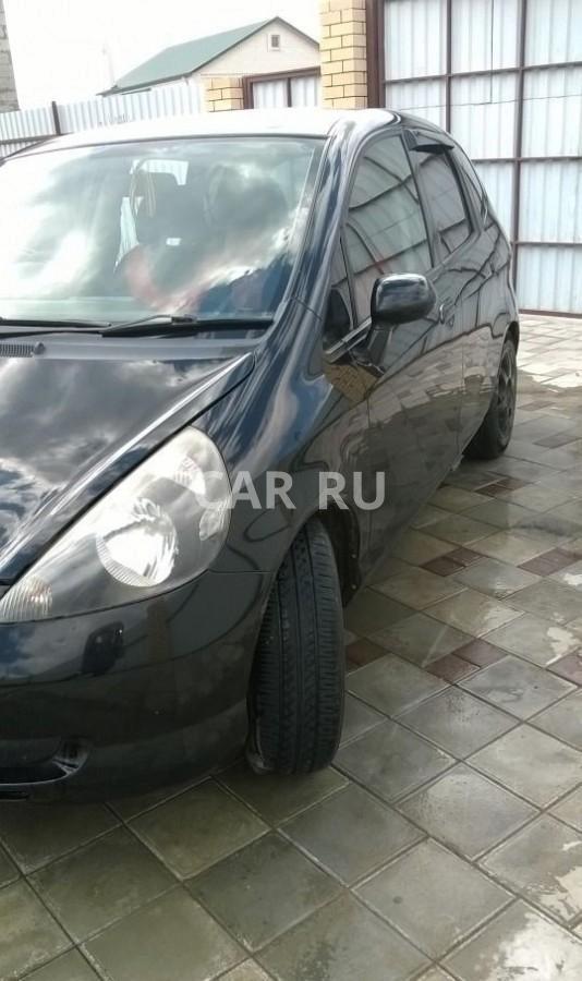 Honda Fit, Астрахань