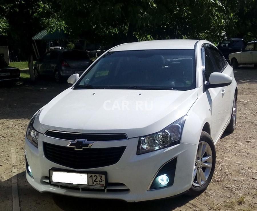 Chevrolet Cruze, Армавир