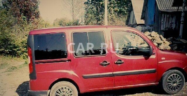 Fiat Doblo, Апшеронск