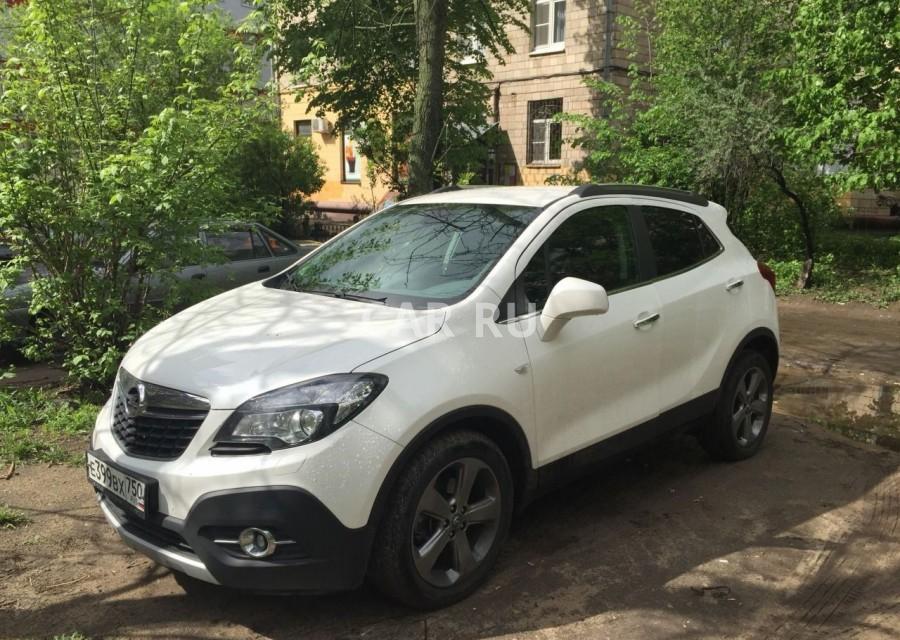 Opel Mokka, Балашиха
